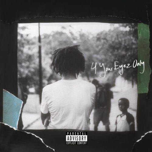 J Cole CD