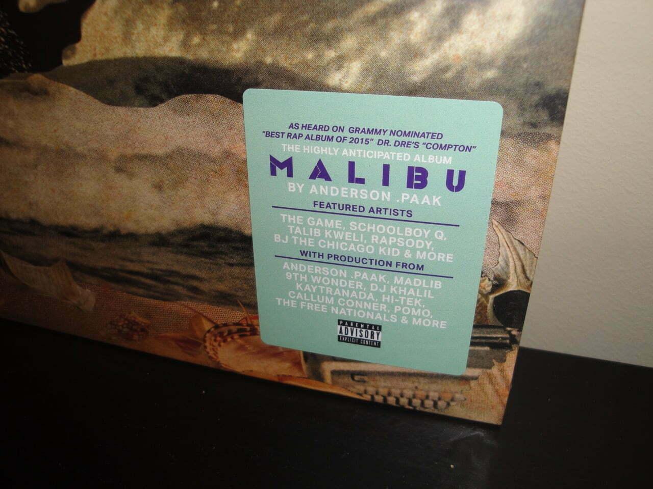 Malibu Vinyl