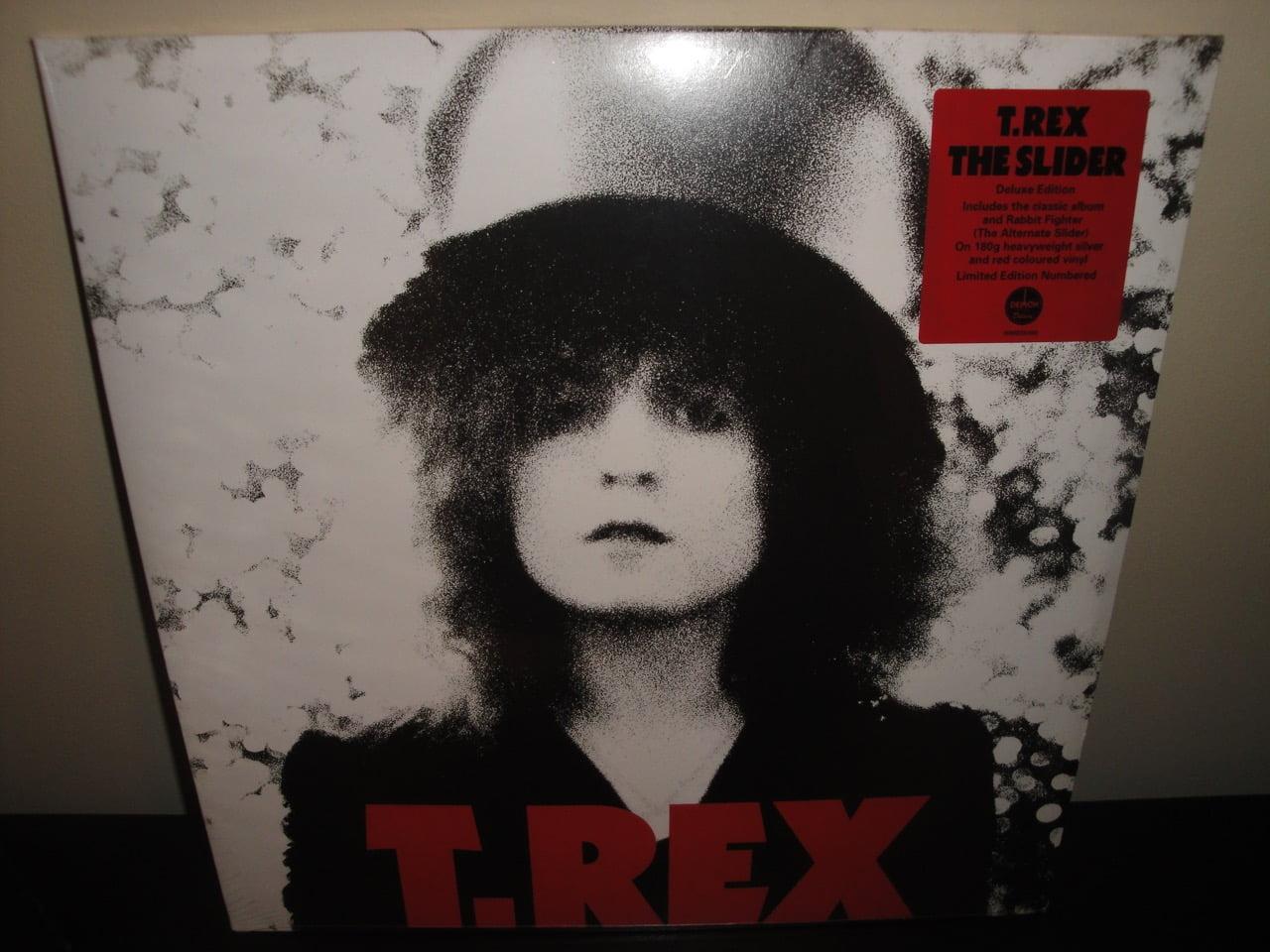 T. Rex The Slider Deluxe Vinyl