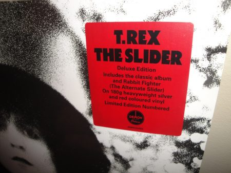 T. Rex The Slider Deluxe Vinyl