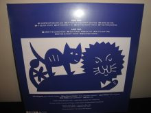 """Half Japanese """"Hear The Lions Roar"""" Limited Edition Lilac Colored Vinyl LP"""