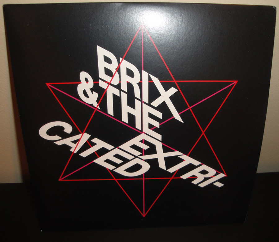 """Brix & The Extricated """"Something To Lose"""" 7"""" Single b/w """"Faced With Time"""""""