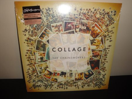 "Chainsmokers ""Collage"" Vinyl"