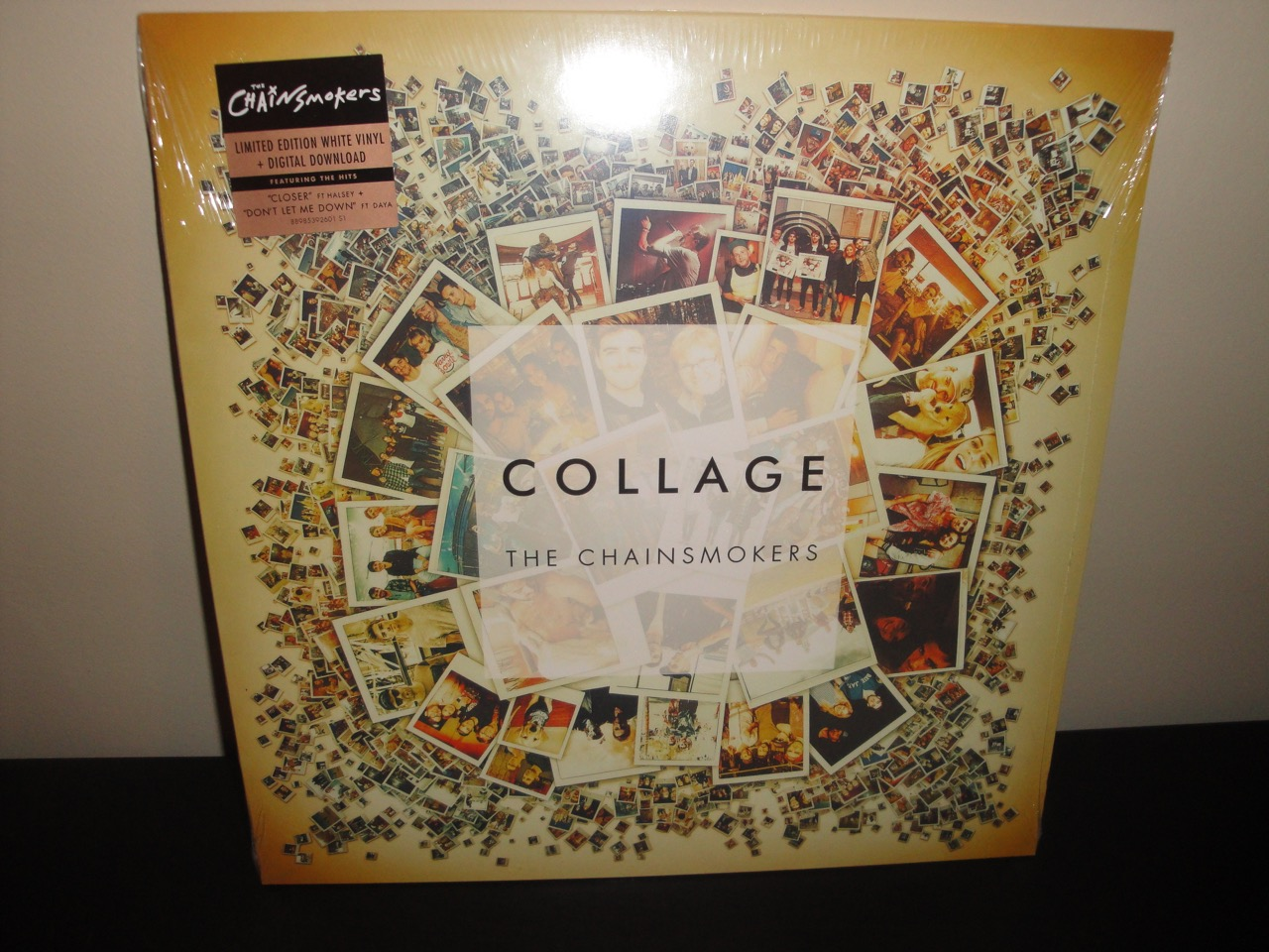 """Chainsmokers """"Collage"""" Vinyl"""