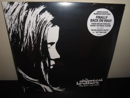 "The Chemical Brothers ""Dig Your Own Hole"" 2016 2XLP Ltd Ed Colored Vinyl"
