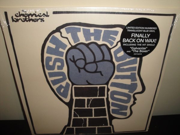 Chemical Brothers Ltd Ed Vinyl