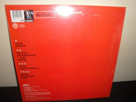 """The Chemical Brothers """"Exit Planet Dust"""" 2016 2XLP Ltd Ed Colored Vinyl"""