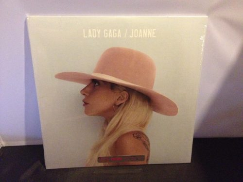 "Lady Gaga ""Joanne"" 2XLP Double Vinyl LP in Gatefold Jacket NEW"
