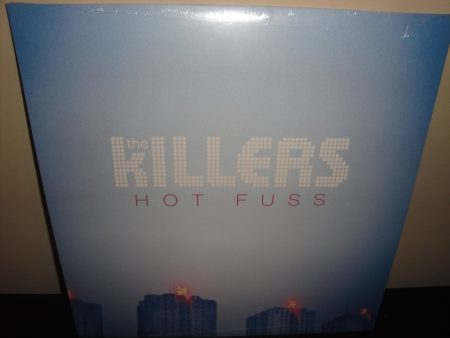 "The Killers ""Hot Fuss"" 2017 Limited Vinyl LP Pressing"