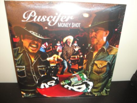 "Puscifer ""Money Shot"" 2XLP Vinyl NEW 2016 Tool"