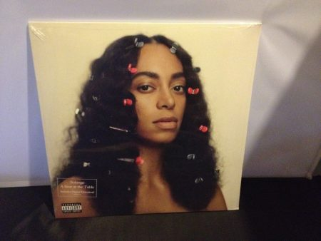 "Solange ""A Seat At The Table"" Vinyl Double 2XLP Gatefold NEW"