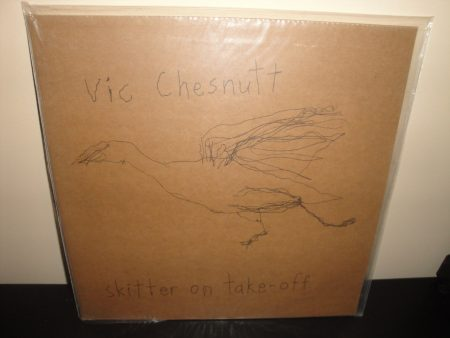 "Vic Chesnutt ""Skitter On Take-Off"" Vinyl LP 2008 Vapor Records NEW"