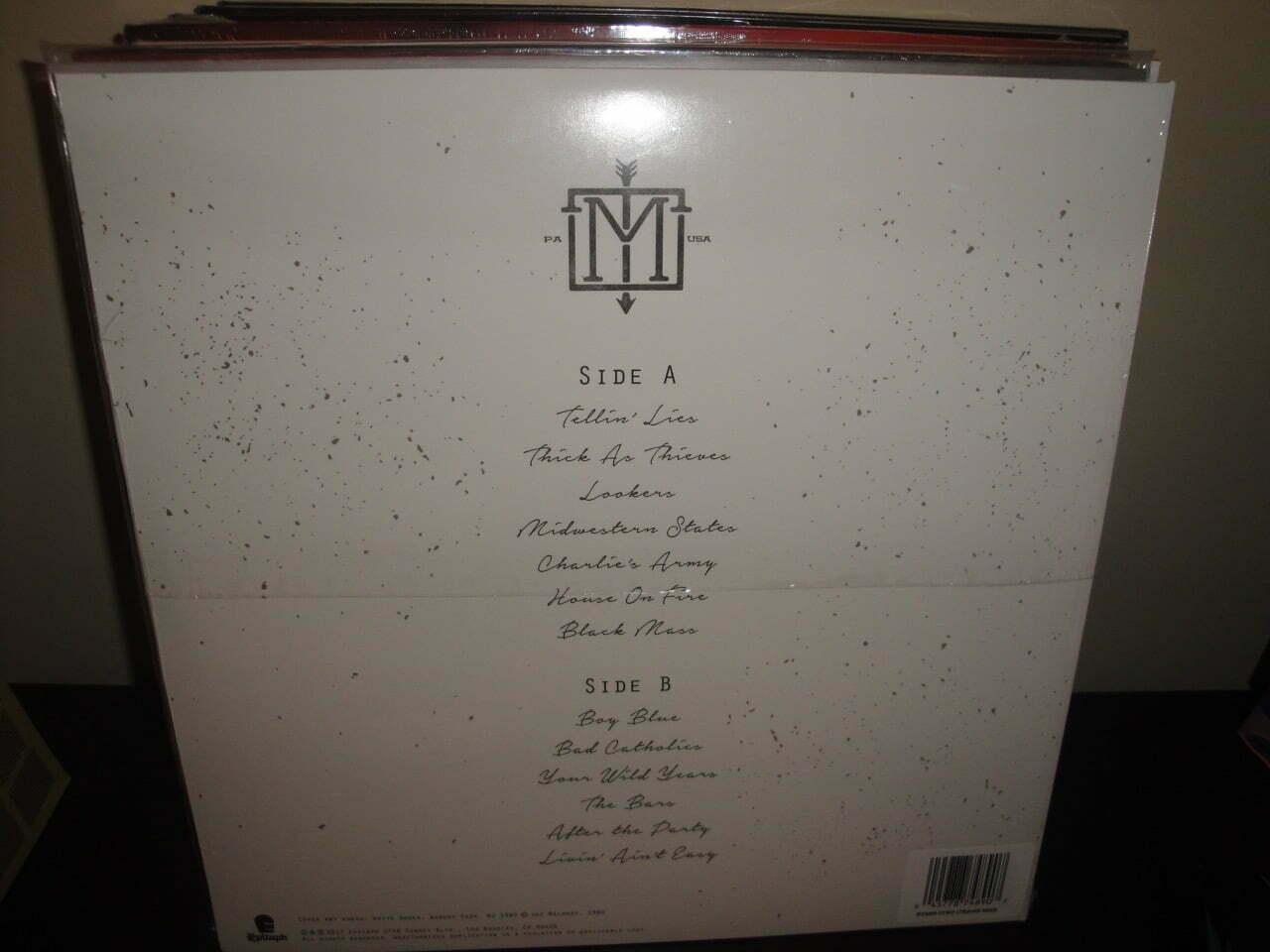 Menzingers Vinyl