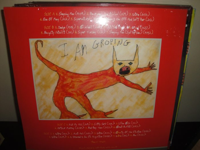 Vic Chesnutt - Drunk Vinyl Reissue