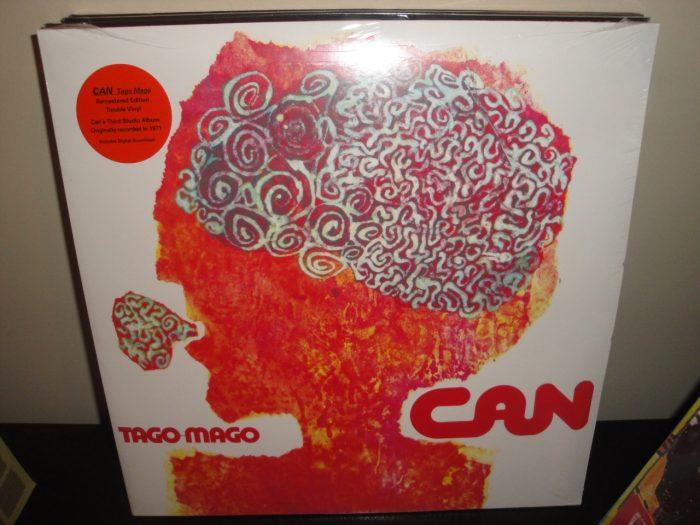 """Can """"Tago Mago"""" 2XLP Double Vinyl Gatefold Reissue MUTE 2014"""