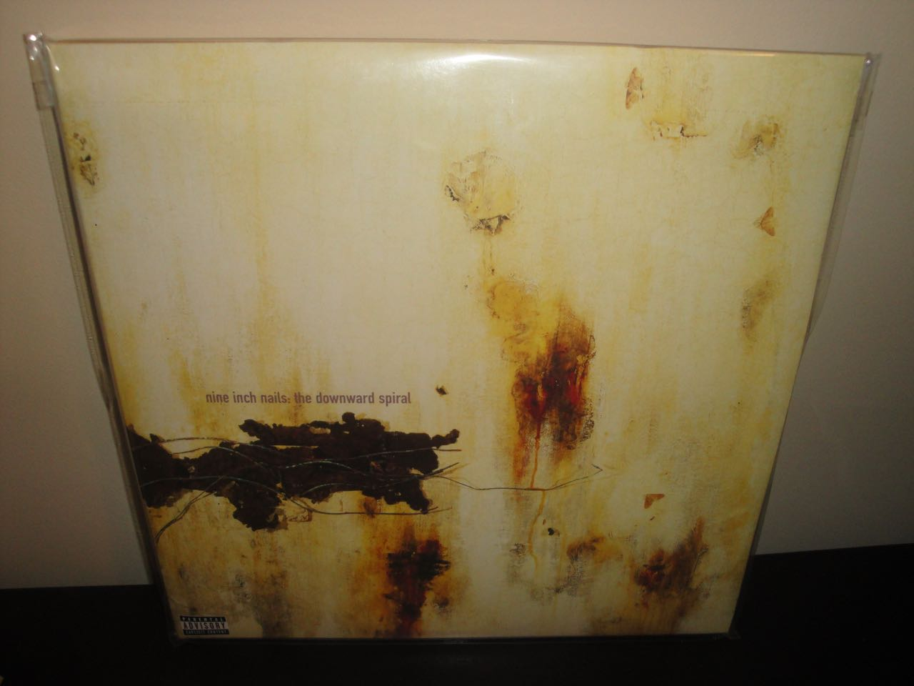 Nine Inch Nails – The Downward Spiral – 180 Gram Double Vinyl ...
