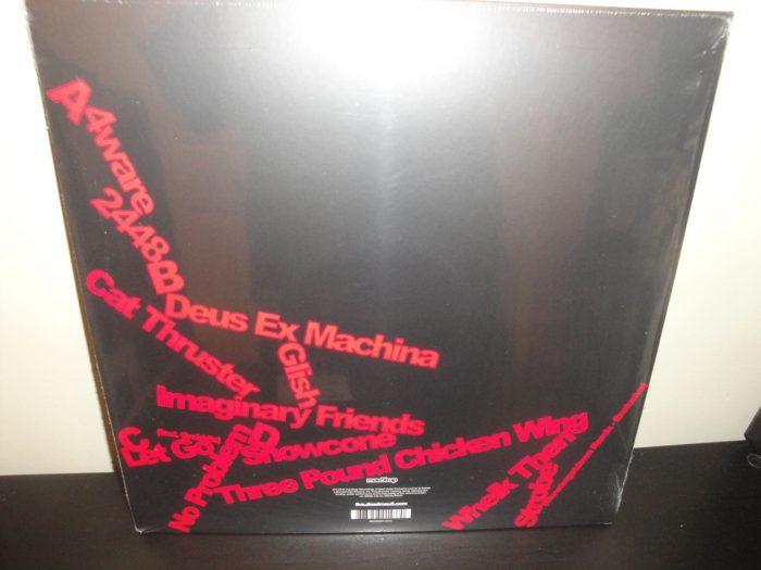 Deadmau5 (Deadmaus) W:/ 2016ALBUM/ Double Vinyl LP Ltd Ed 2017