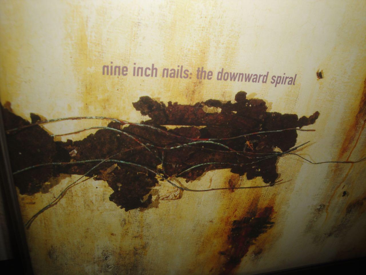 Nine Inch Nails – The Downward Spiral – 180 Gram Double Vinyl ...