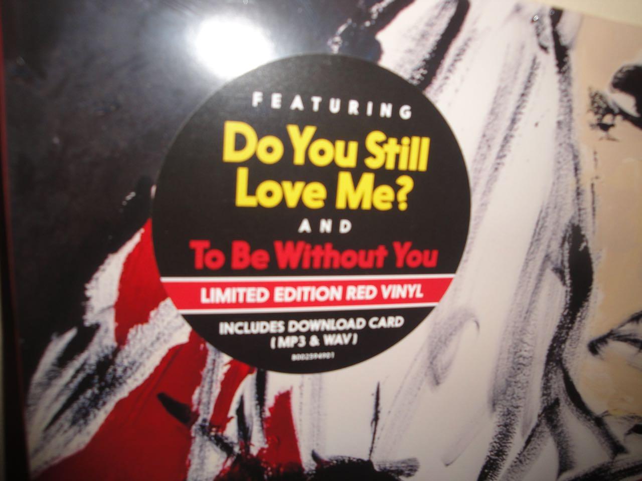 Ryan Adams Prisoner Vinyl