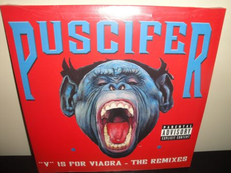 Puscifer Double Vinyl