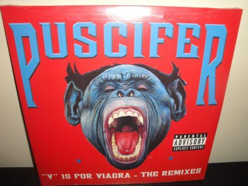 Puscifer Double Vinyl