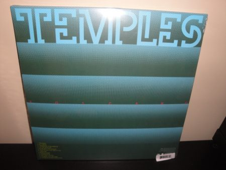 Temples - Volcano - Ltd Ed Cotton Candy Colored Vinyl LP