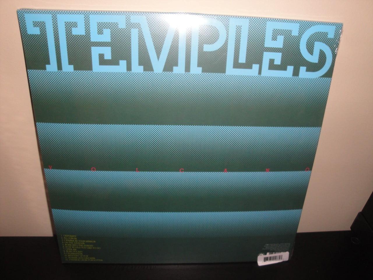 Temples - Volcano - Ltd Ed Cotton Candy Colored Vinyl LP