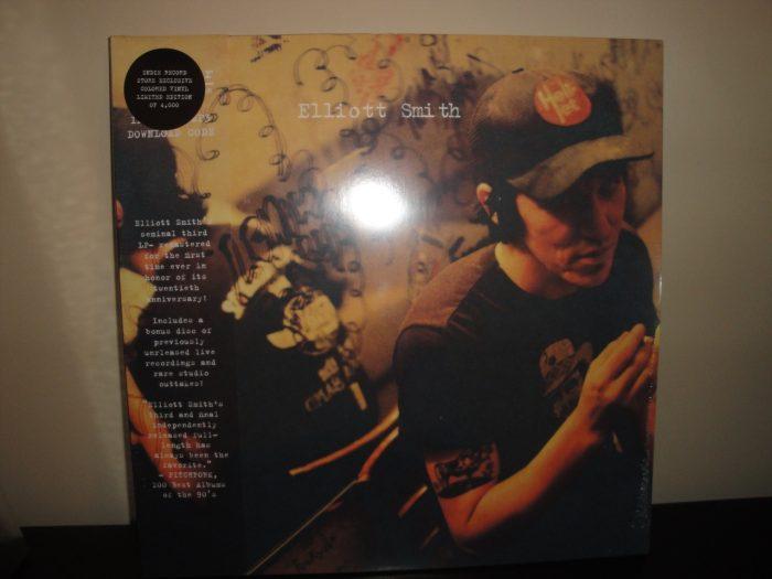 Elliott Smith - Either / Or Remastered Reissue 2XLP Ltd Ed Colored Vinyl