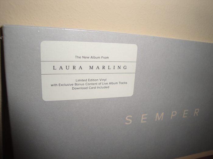 Laura Marling - Semper Femina - Double Vinyl LP w Bonus Tracks