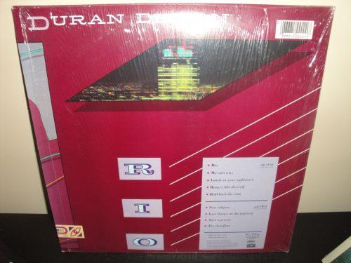Duran Duran - Rio - Remastered Vinyl