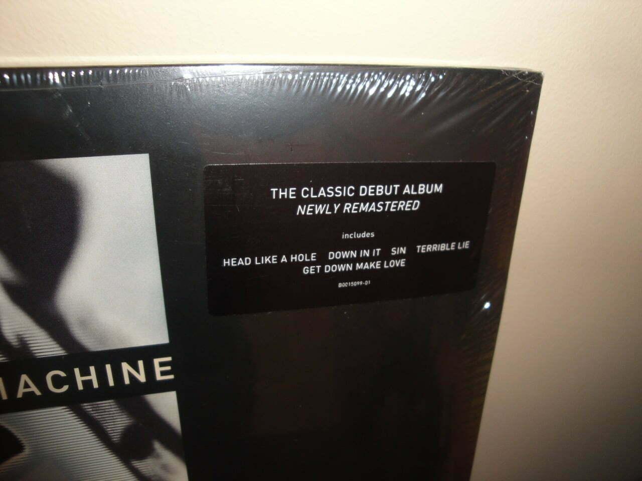 Nine Inch Nails – Pretty Hate Machine: 2010 Remaster 2XLP New ...