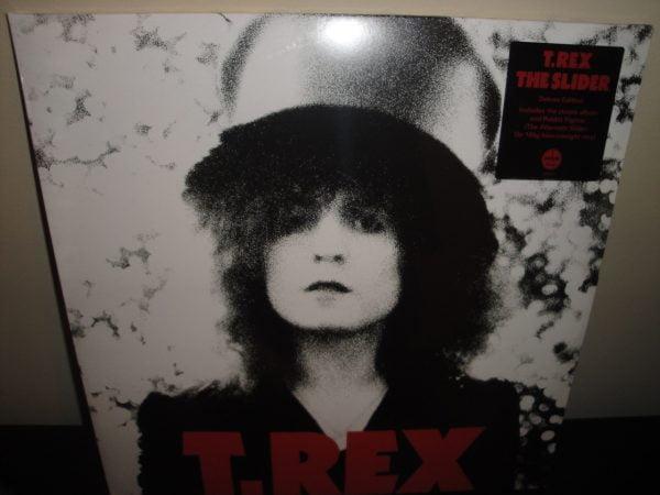 T. Rex Slider Deluxe Vinyl