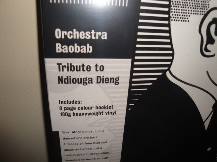 Orchestra Baobab - Tribute To Ndiouga Dieng - 180 Gram with Booklet