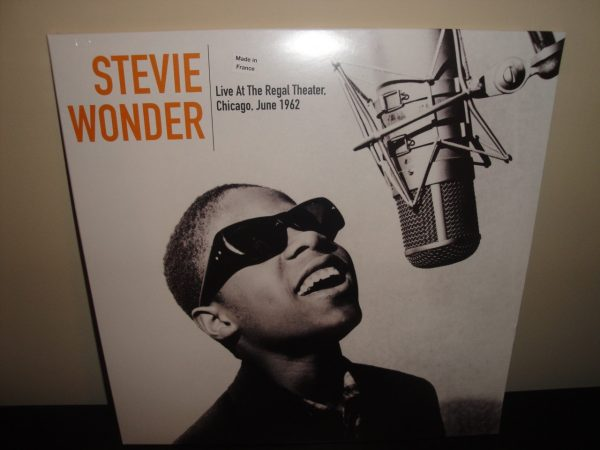 Lil Stevie Wonder