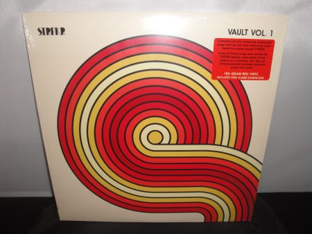 STRFKR - Vault Vol 1 - Limited 180gm Red Colored Vinyl LP