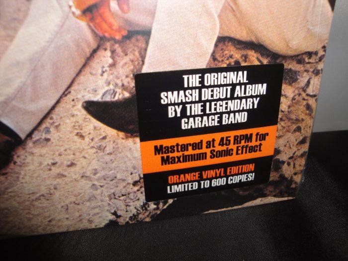 Question Mark & The Mysterians - 96 Tears - 2017 Ltd Ed, 45 RPM, Orange Colored Vinyl
