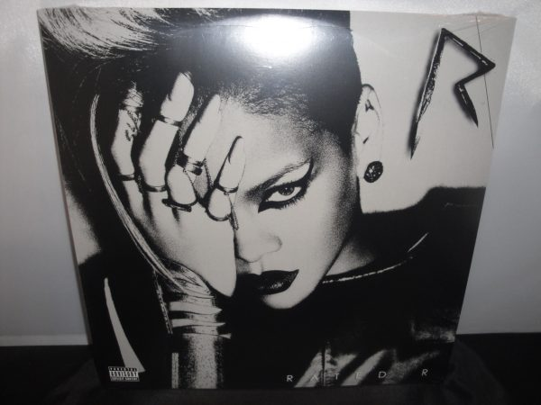 Rihanna - Rated R [Explicit Content] - Double Vinyl LP Gatefold 2017