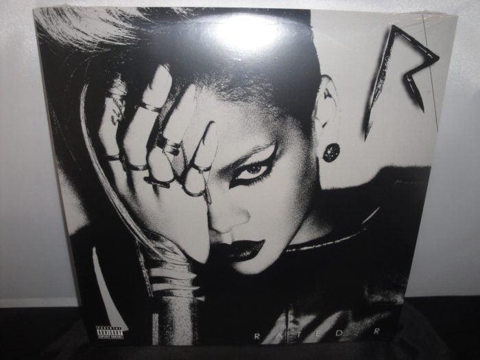 Rihanna - Rated R [Explicit Content] - Double Vinyl LP Gatefold 2017