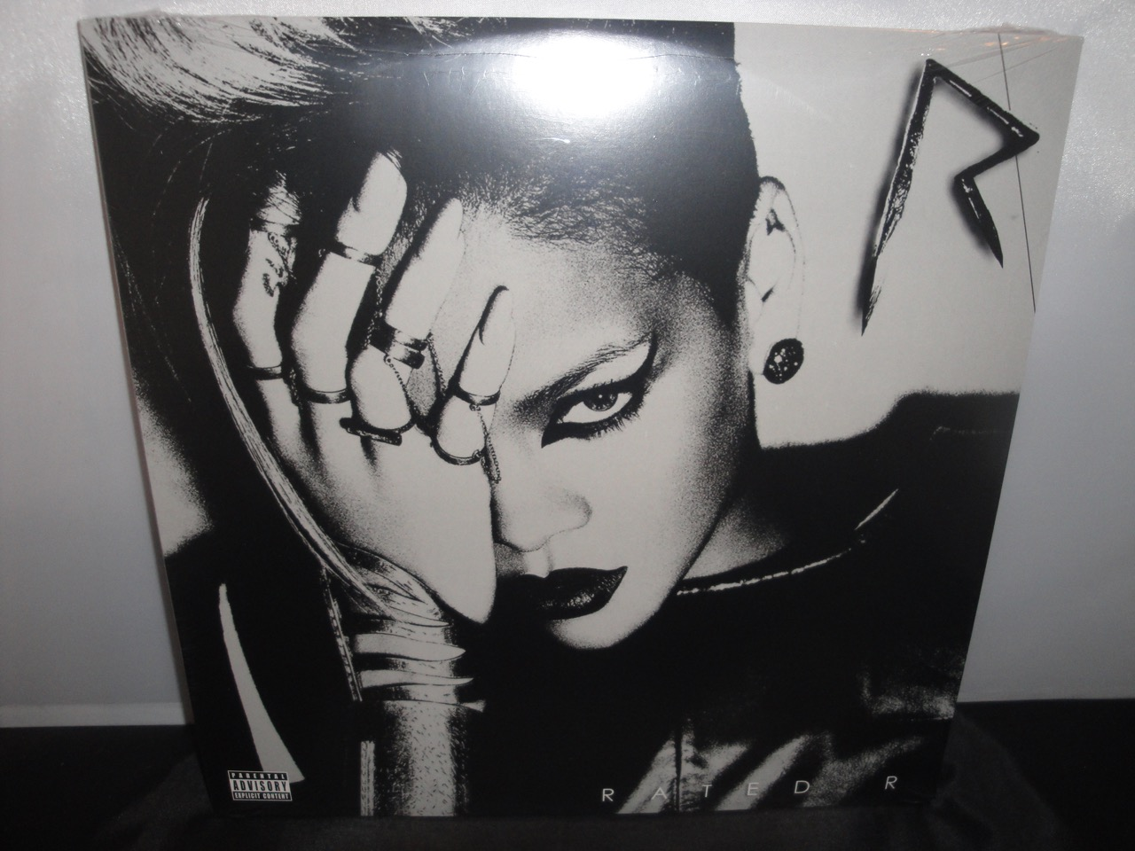 Rihanna Rated R Explicit Content Double Vinyl Lp