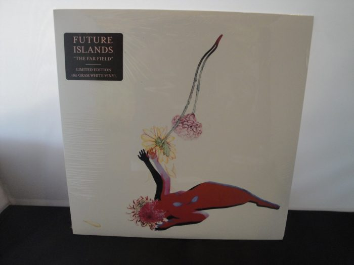 Future Islands - The Far Field - Limited Edition White Vinyl LP