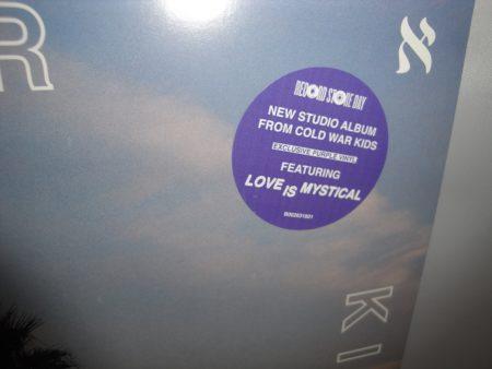 Cold War Kids purple vinyl