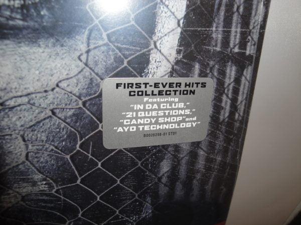 50 Cent - Best Of - 2XLP Vinyl 2017