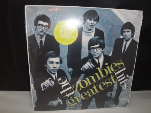 "The Zombies ""Greatest Hits"" Ltd Ed Remastered 180 Gram 2017"