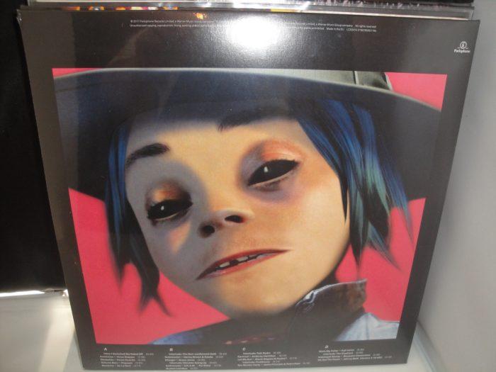 Gorillaz - Humanz - 2XLP, New, 2017 Parlophone Vinyl Import