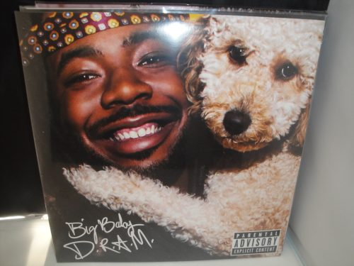 D.R.A.M. - Big Baby D.R.A.M. - Limited Edition Yellow Vinyl 2xLP 2017