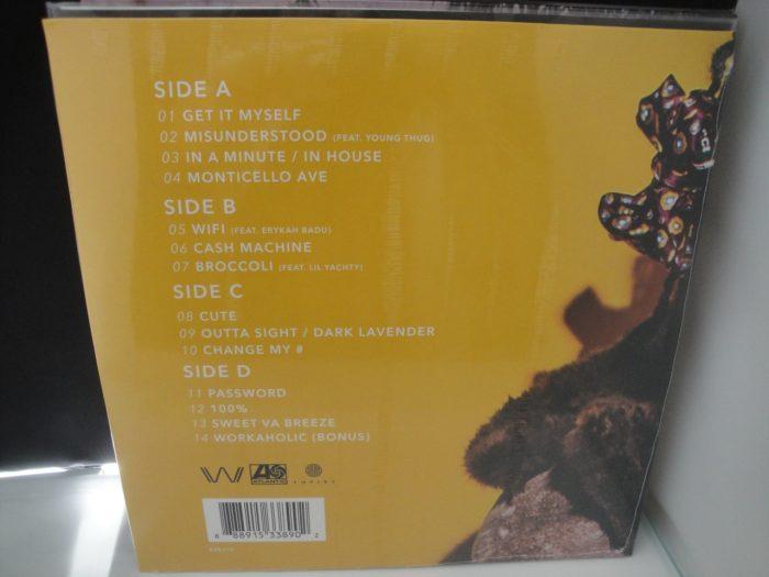 D.R.A.M. - Big Baby D.R.A.M. - Limited Edition Yellow Vinyl 2xLP 2017