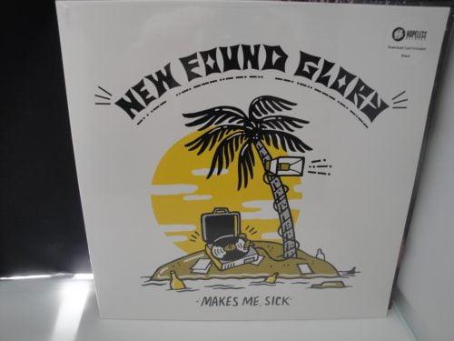 New Found Glory - Makes Me Sick - 2017 Vinyl LP, Hopeless Records