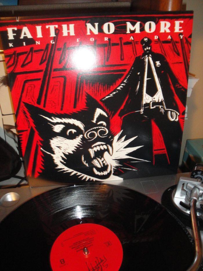 Faith No More - King For A Day Fool For A Lifetime 2XLP Vinyl 1995 OG Slash/Reprise