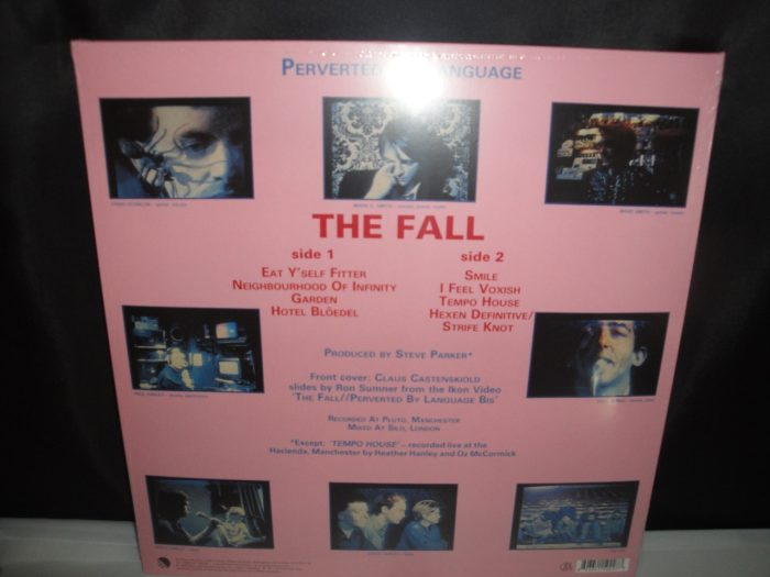 The Fall - Perverted by Language 2017 Vinyl Reissue [Import] - Gatefold