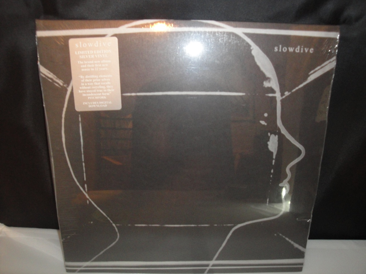 Slowdive - Slowdive - Limited Edition Colored Vinyl LP 2017